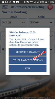 payment utc