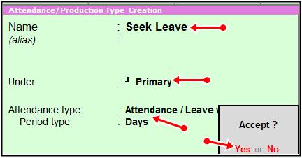 seek leave