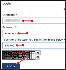 login gst portal