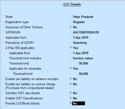 gst details