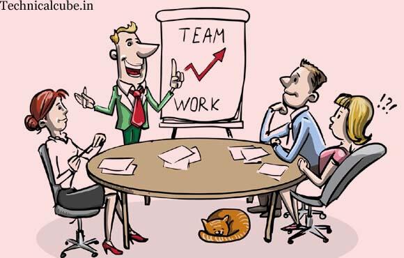 ca team work