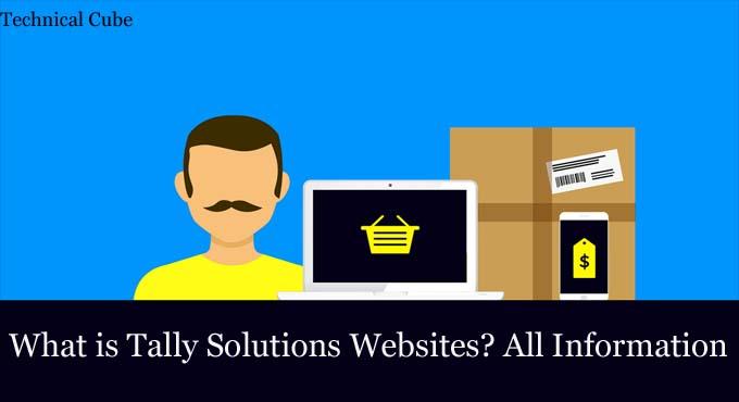 Tally Solutions Websites क्या है? All information about Tally Solutions Websites