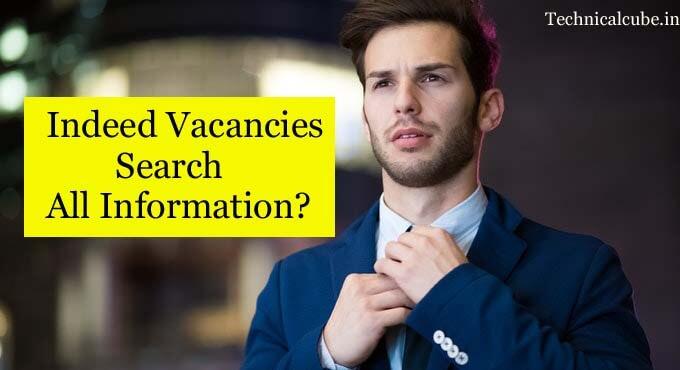 Indeed क्या है? Indeed job Search कैसे करे?