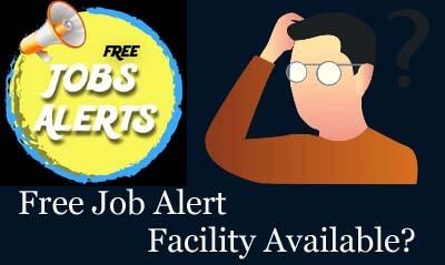 free job alert Facility