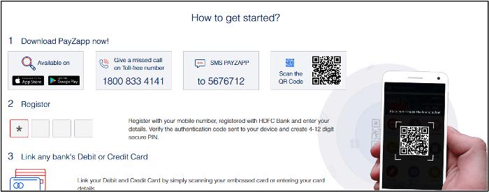 get start payzapp