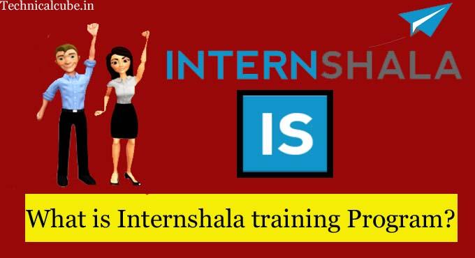 internshala traning