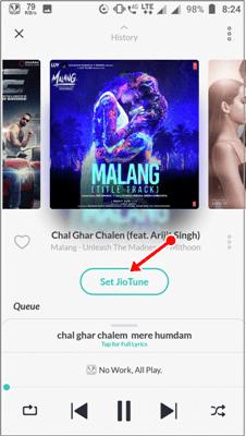 song select
