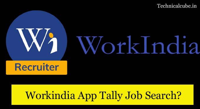 workindia app job search