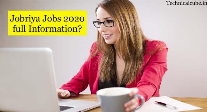 Jobriya Governments Jobs 2020