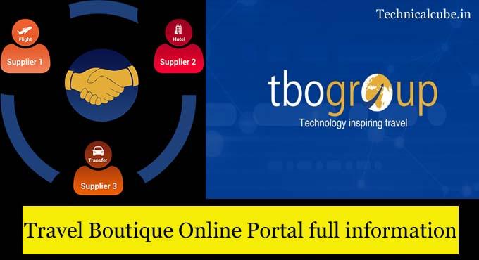 Travel Boutique Online Portal full information