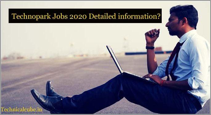 Technopark Jobs 2020