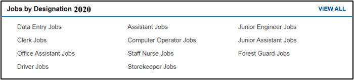job by degistanion