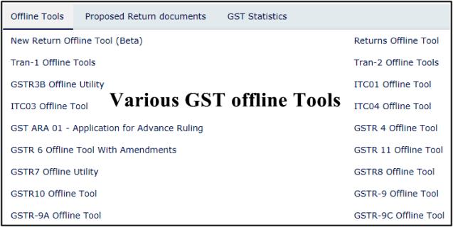 offline tools