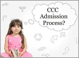 CCC Admission Process