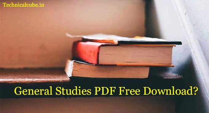 GS Hindi PDF