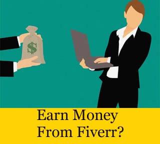 earn from fiverr