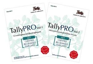 Tally PRO Vol -1