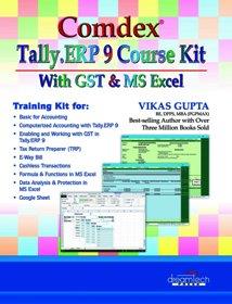 comdex tally erp book