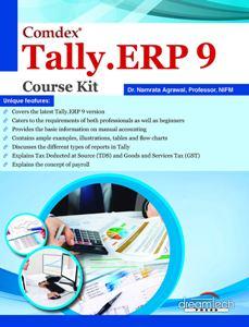 tally erp 9 course kit