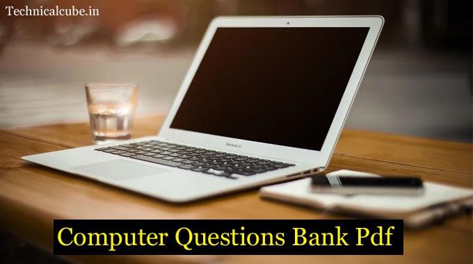 Computer Questions Bank 2020 Pdf