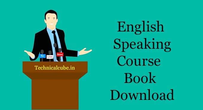 English Speaking Course Book Pdf Download