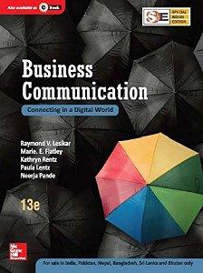 business communication textbooks
