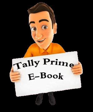 ebook tally prime